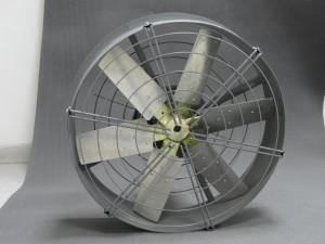 Осов вентилатор с цилиндричен корпус