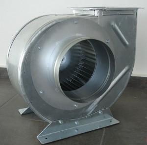 Центробежни вентилатори за средно налягане