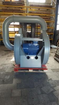 Центробежен вентилатор  за високо налягане двустапален