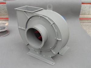 Центробежни прахови вентилатори
