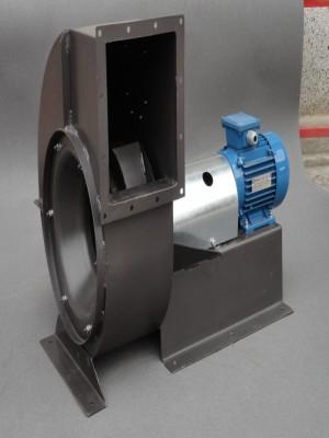 Центробежни вентилатори за димни газове