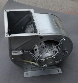 Центробежни вентилатори двойносмучещи